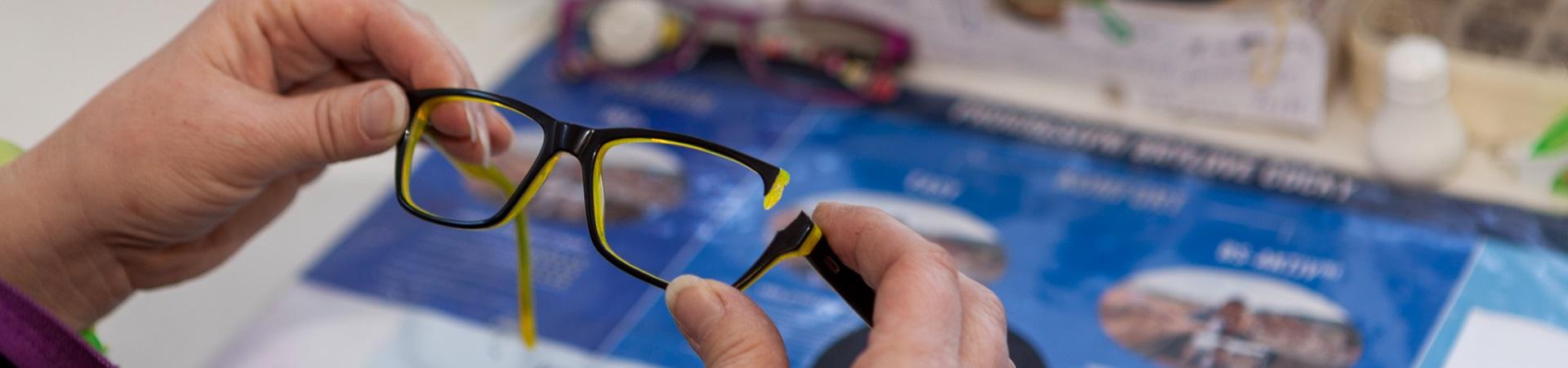 Opravy dioptrických brýlí v Praze Stodůlky