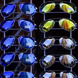Kategorie slunečních filtrů