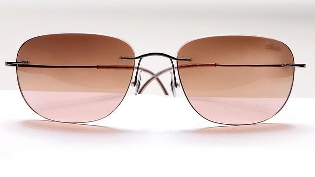 Sluneční brýle kategorie 2 - hnědé skla, jaro, podzim, doplńkové