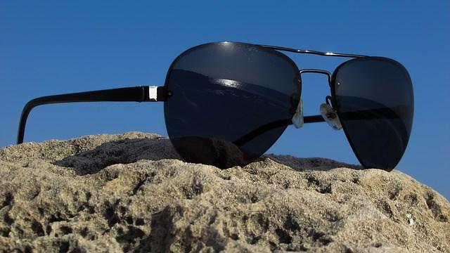 Sluneční brýle kategorie 3 - ostré letní slunce