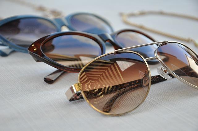 polarizované brýlové čočky