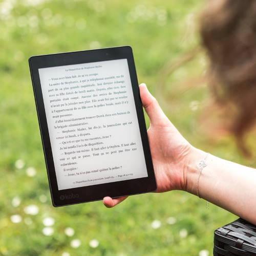 Článek ebook vs. kniha. Co je lepší pro zrak